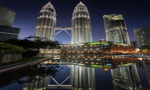 MALEZJA / Kuala Lumpur / Kuala Lumpur / Petronas