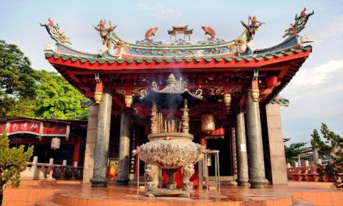 MALEZJA / Borneo / Kuching / Tua Pek Kong Temple