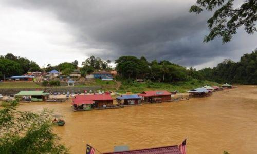 MALEZJA / Taman Negara / Park Narodowy / Główna rzeka Parku