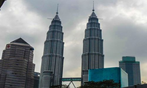 Zdjęcie MALEZJA / KL / KL / two towers