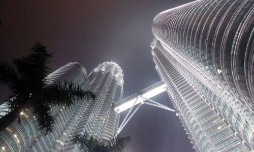 MALEZJA / - / Kuala Lumpur / Tam wrócę - Petronas Towers
