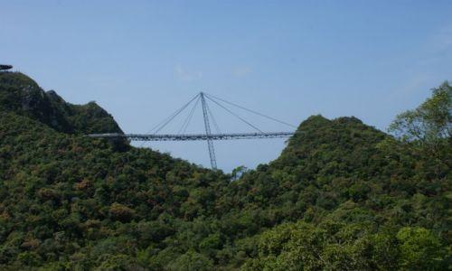 Zdjęcie MALEZJA / Langkawi / Sky Bridge / Sky Bridge