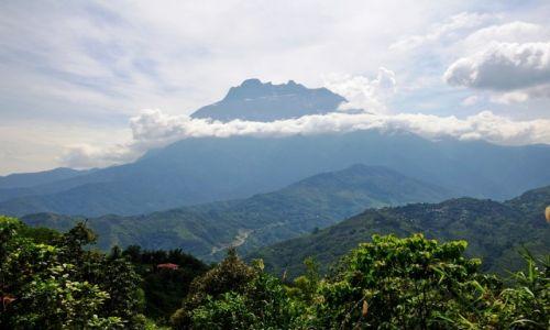 Zdjęcie MALEZJA / Borneo, Sabah / Nabalu / Mount Kinabalu