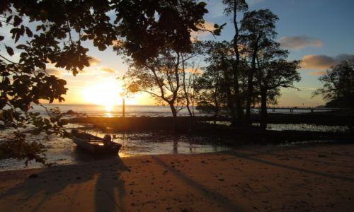Zdjecie MALEZJA / Tioman Island / Tioman Island / zachód v.1