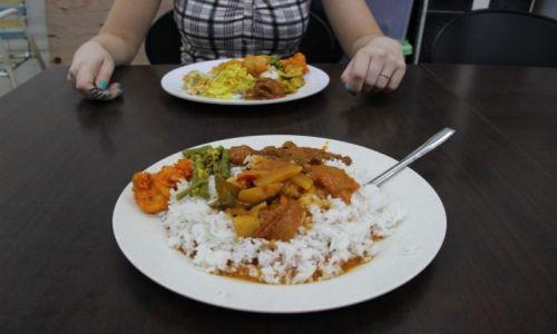 MALEZJA / Kuala Lumpur / Kuala Lumpur / Jedzonko hinduskie