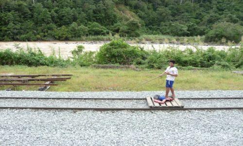 Zdjecie MALEZJA / Borneo / Sabah / nie po drodze