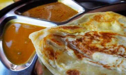 Zdjecie MALEZJA / środkowa część Płw. Malajskiego / KL / Śniadanie