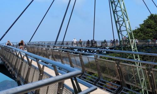 Zdjęcie MALEZJA / płn-zach Malezja / Langkawi / Sky Bridge