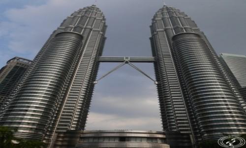 Zdjecie MALEZJA / Kuala Lumpur / Kuala Lumpur / Petronas Towers