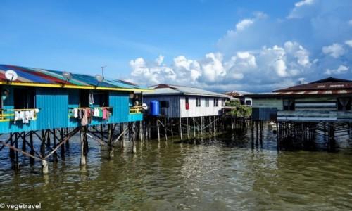 Zdjęcie MALEZJA / Sandakan / Sandakan / Water Village