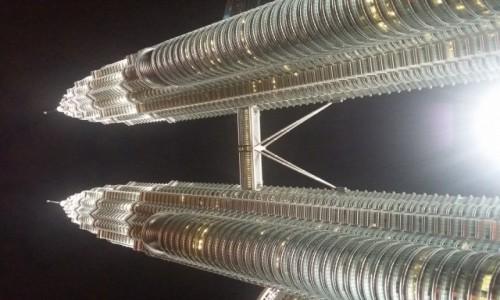 Zdjecie MALEZJA / Kuala Lumpur / petronas towers / Petronas Towers