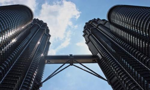 Zdjęcie MALEZJA / Kuala Lumpur / Kuala Lumpur / Petronaski