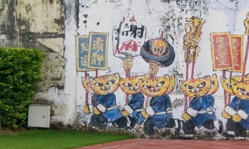 Zdjecie MALEZJA / Penang / Georgetown / KOty