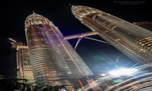 Zdjęcie MALEZJA / Kuala Lumpur / Kuala Lumpur / Petronas Twin Tower