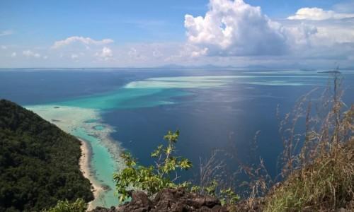 Zdjęcie MALEZJA / Borneo / Pulau Bodgaya / Borneo Palau Bodgaya