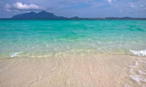 Zdjęcie MALEZJA / Borneo / Pulau Sibuan / Borneo, Pulau Sibuan