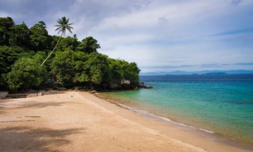 MALEZJA / Perhentian Kecil / Keranji Beach / Plaża na własność