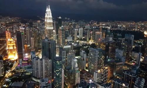Zdjecie MALEZJA / Kuala Lumpur / Kuala Lumpur / Petronas Twin Towers
