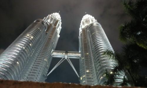 Zdjecie MALEZJA / - / Kuala Lumpur / jest potęga