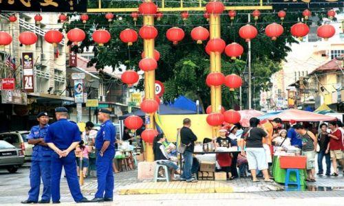 Zdjecie MALEZJA / brak / Kota Kinabalu/Borneo / Boże Narodzenie w Kiki