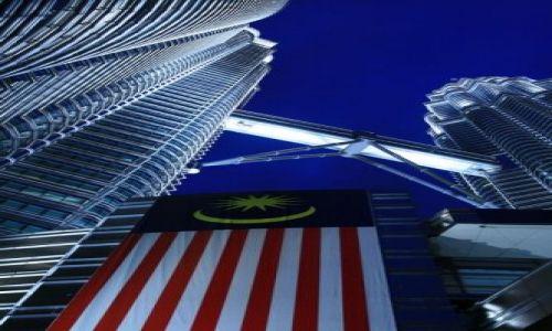 Zdjęcie MALEZJA / brak / Kuala Lumpur / Petronas Towers