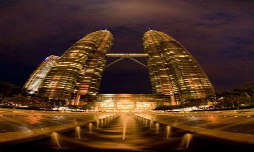 Zdjecie MALEZJA / Kuala Lumpur / Petronas Towers / Dwa Pe...