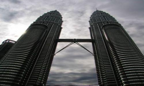 Zdjecie MALEZJA / Kuala Lumpur / Kuala Lumpur / Petronas Tower 1