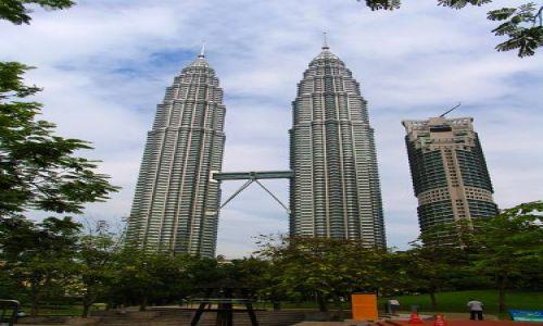 Zdjecie MALEZJA / Kuala Lumpur / Kuala Lumpur / Petronas Tower 2
