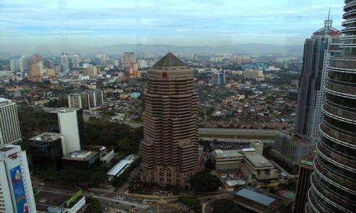 Zdjecie MALEZJA / Kuala Lumpur / Kuala Lumpur / Petronas Tower 3