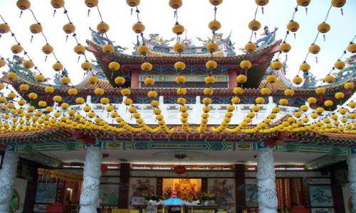 Zdjecie MALEZJA / Azja / Kuala Lumpur / Chińska Świątynia