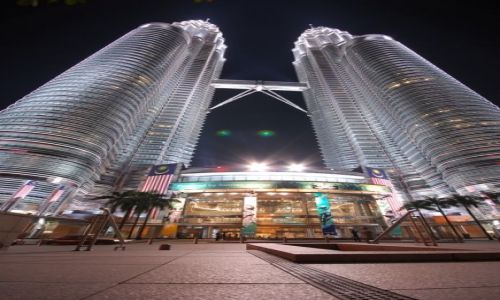 Zdjecie MALEZJA / brak / Kualalumpur / Petronas Towers