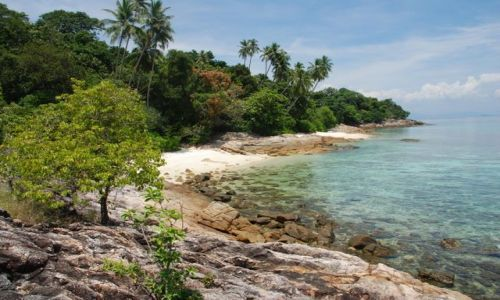 Zdjecie MALEZJA / brak / Perhentian Besut / Pulau Perhentain