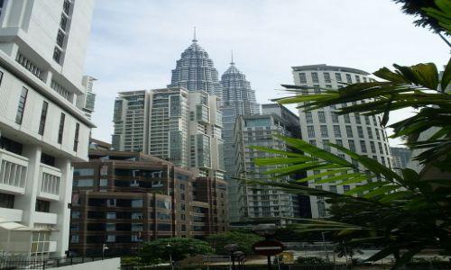 Zdjęcie MALEZJA / Kuala Lumpur / Kuala Lumpur / ... miejska dżungla po raz 1....