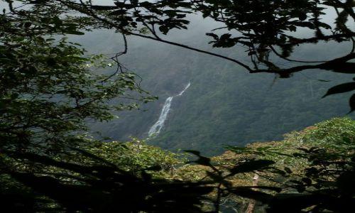 Zdjęcie MALEZJA / Sabah / Borneo-Mt. Kinabalu i okolice / ... wodospad ...