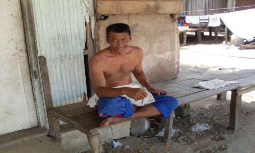 Zdjęcie MALEZJA / Sabah / Borneo-Berhala / ... don't worry, be happy...