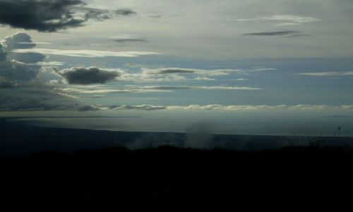 Zdjęcie MALEZJA / Sabah / Borneo-Croker Range / ... zapowiedź...