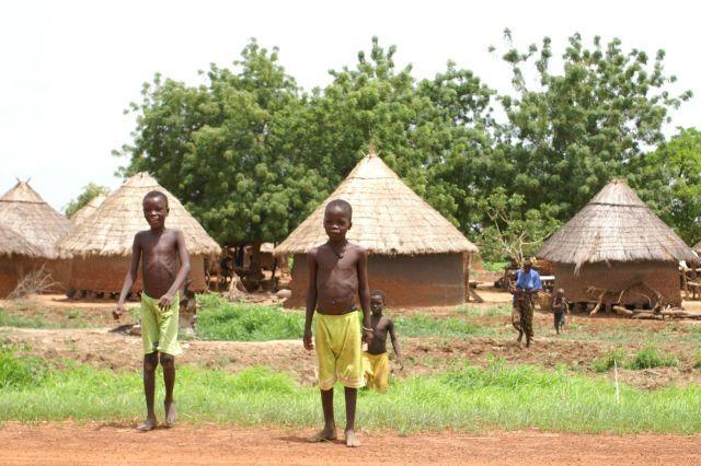 Zdjęcia: W drodze do Kayes, Mieszkańcy Mali, MALI