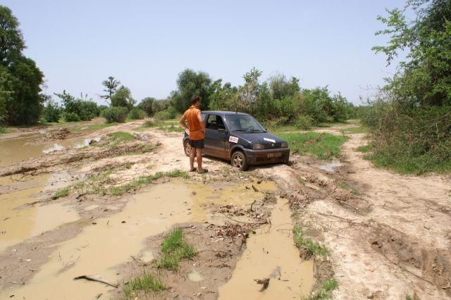 Zdjęcia: W drodze do Kayes, Czasem już nie było innej alternatywy, MALI