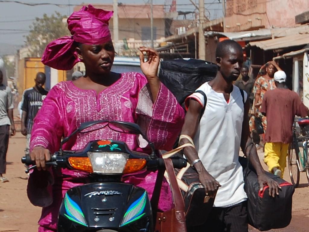 Zdjęcia: Mopti, Zach.Afryka, \, MALI