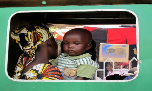 Zdjecie MALI / - / Bamako / ...smutasek