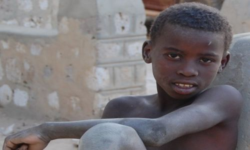 Zdjęcie MALI / Afryka Zach. / Timbuktu / Bez tytulu...