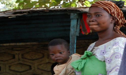 Zdjęcie MALI / Afryka Zach. / Bamako / Bez tytulu...