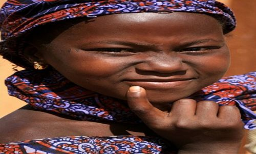 Zdjęcie MALI / Bamako / Bamako / A kuku