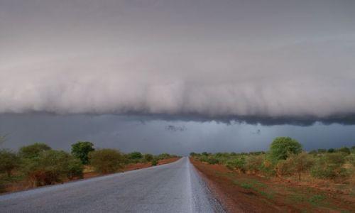 Zdjecie MALI / brak / W drodze do Bamako / Mali w porze deszczowej