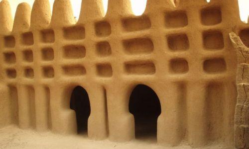 Zdjęcie MALI / Mali / Mali / Meczet