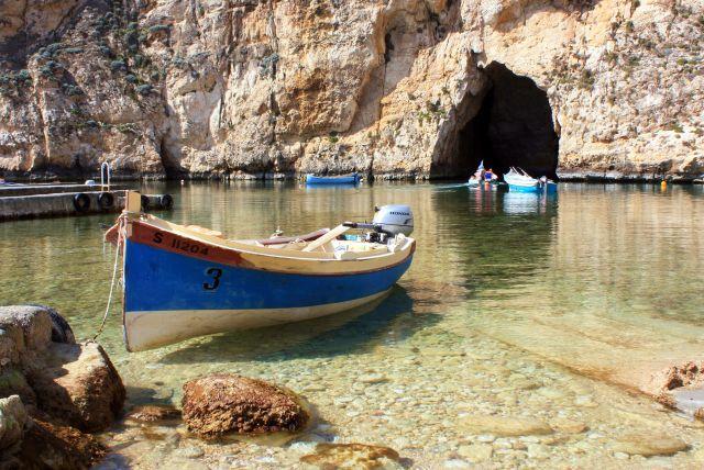 Zdjęcia: Dwejra, Gozo, Qawra, MALTA
