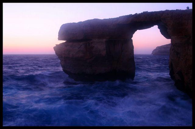 Zdjęcia: Azure Window - wyspa Gozo, Azure Window , MALTA