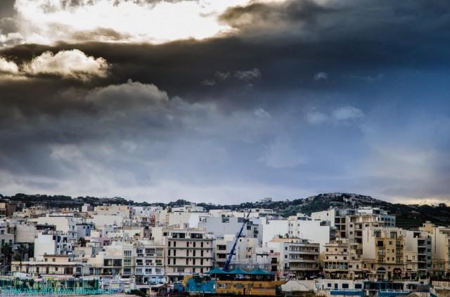 Zdjęcia: Dwejra, Azure Window, Gozo, Ruszamy z okolic Saint Paul's Bay do Azure Window na Gozo, MALTA