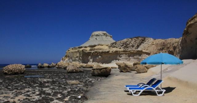 Zdjęcia: Marsalforn, Gozo, Dla dwojga, MALTA