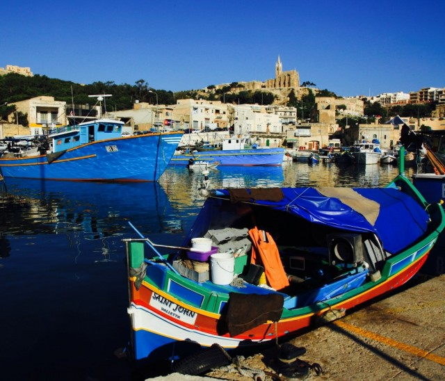 Zdjęcia: Ghajnsielem, Gozo, Saint John, MALTA